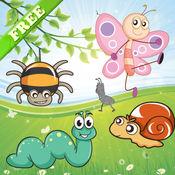 昆虫对幼儿和孩子们的困惑 - 免费的应用程序 1.0.4