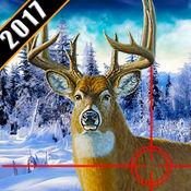 鹿狙击手猎人挑战:鹿狩猎游戏 1.4
