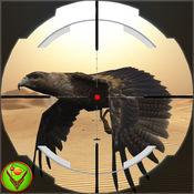 沙漠鸟狙击手射击游戏:狩猎季节3D 1.2