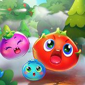 水果大亨 - 有趣的水果可爱消除游戏 1