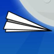 纸飞机求生存...