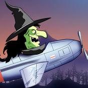 笨拙的飞行女巫种族职业  1.4