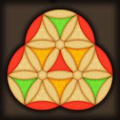硬木拼图 六边形  1.0.0
