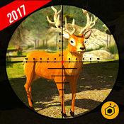 野鹿狩猎2017 - 野生动物园狙击手射击3D 1.0.2