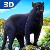 豹家庭森林生活3D 1