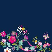维拉布拉德利高清壁纸收藏图库:个性名言主题背景 1