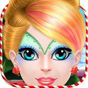 冬季服装聚会 - 服装沙龙与化妆 2