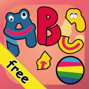 Puzzles to learn English Alphabet  for Toddlers and Pr