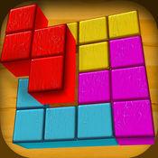 的木块拼图 – 匹配瓷砖七巧板游戏 1.4