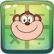 小猴子 算术 数...