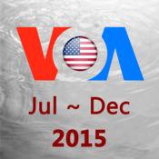 VOA英语听力2015合集(下)常慢速英语免费版合集HD  3.02