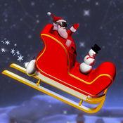 疯狂的圣诞老人...