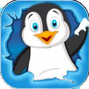 冷冻蹦蹦企鹅 - 它变为高电平免费 1