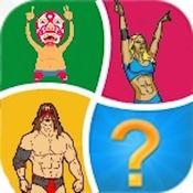 Word Pic Quiz 摔跤 - 说出最有名的摔跤手 3.5
