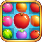 水果短跑益智疯狂传奇 - 第3场比赛 1