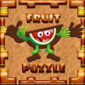 水果拼图方块词汇 1