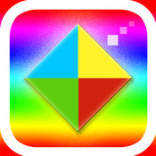 你好色彩,给你颜色!超好玩的四种色彩敏捷小游戏! 1.1