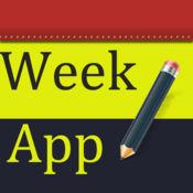 Week App - 寻找周数