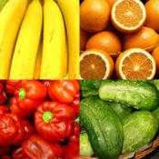 水果和浆果、 蔬...