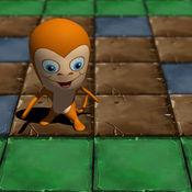 不要走在地板裂缝亲 - 酷块瓷砖的运行游戏 1.4