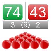 数码台球记分牌 2