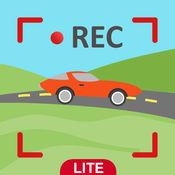 保存驱动高清摄像机精简版 - GPS dashcam。 2