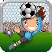 英格兰世界杯足球守门员 FREE - 酷体育场足球疯狂 1