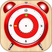 弹出时钟-击中旋转的圆圈的休闲游戏! 1