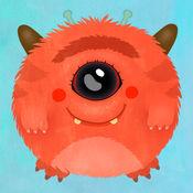 怪物连连消(Pop The Monster) - 有趣而令人上瘾的智力游戏。