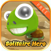 免费的单人纸牌之谜 - Selfie Zoo Solitaire Puzzle 1.2