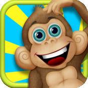 Safari的猴子泡泡冒险 - 免费游戏 1