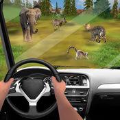 野生动物园冒险 - 野生动物攻击 1