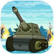 强大的坦克 - 坦...