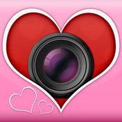 爱照片拼贴: 用你的爱形象创造出惊人的浪漫拼贴 1
