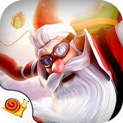 圣诞老人救援鼻子手术 - 医生游戏为孩子 1