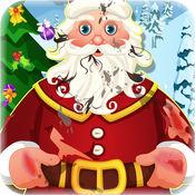 圣诞老人皮肤手术-模拟外科医生游戏