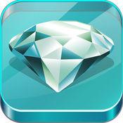 钻石宝石闪电战 - 移动宝箱拼图 1