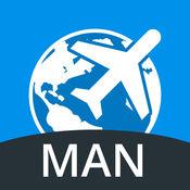 曼彻斯特旅游指南与离线地图
