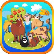 农场动物着色谜题 1.0.1