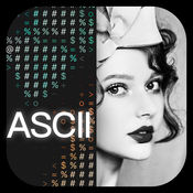 ASCII 图片文字...
