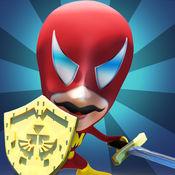 超级英雄剑斗士...