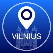 维尔纽斯离线地图+城市指南导航,旅游和运输
