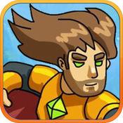 终极战士 - 新的战略防御游戏 1