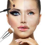 化妆品 化妆 美容院模拟的 - 最好的 艺人 彩妆 对于个人专
