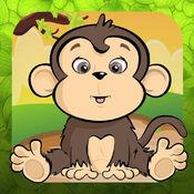 猴子永远不死:永不结束的喜悦,最好的免费游戏为儿童和成人小