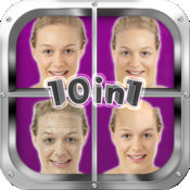 10合1照片处理器! (FotoBooth 10 1.0.3