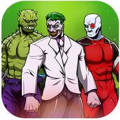 创建你的球队恶棍 - 自己的漫画超级英雄自杀敌人的创造者