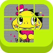 拼图游戏 – 促进宝宝智力全面发展的动物玩具 1.2