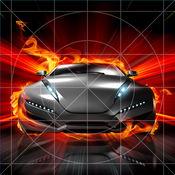 怪物追车 - 虚幻汽车赛 , 亡谷运行-免费的 3D 1.2