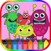 怪物彩图免费! 1.0.0